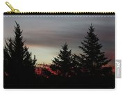 Morning Silhouette 2 Carry-all Pouch