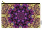 10301 Morning Sky Kaleidoscope 01b Carry-all Pouch