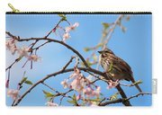 Morning Song Sparrow Carry-all Pouch