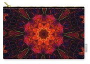 10207 Morning Storm 2 Kaleidoscope 4 Carry-all Pouch