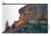 Morning Sun On Castle Rock Carry-all Pouch
