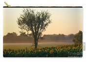 Morning Sunflowers Carry-all Pouch