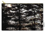 Morning Sunlight Through The Pines Carry-all Pouch