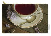 Morning Tea With Lilacs Carry-all Pouch