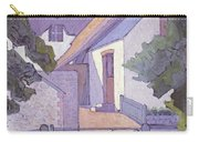 Morning, The South Downs By Robert Polhill Bevan Carry-all Pouch