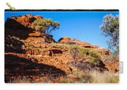 Morning To The Kings Canyon Rim - Northern Territory, Australia Carry-all Pouch