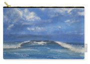 Morning Waves, 9x12, Oil, '08 Carry-all Pouch