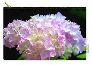 Morning Whisper - Hydrangea Carry-all Pouch