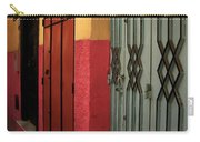 Moroccan Doors Ll Carry-all Pouch