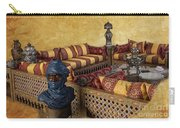 Moroccan Room Carry-all Pouch