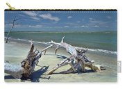 Morris Island Driftwood Carry-all Pouch