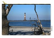 Morris Island Lighthouse Charleston Sc Carry-all Pouch