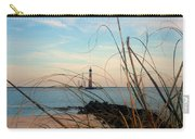 Morris Island Lighthouse In Charleston Sc Carry-all Pouch