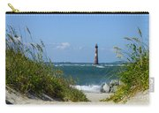 Morris Island Lighthouse Walkway Carry-all Pouch