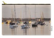 Morro Bay Boats In Early Morning Light   Carry-all Pouch