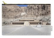 Mortuary Temple Of Hatshepsut - Egypt Carry-all Pouch