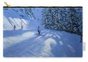 Morzine Ski Run Carry-all Pouch