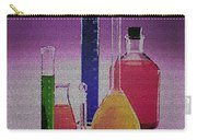 Mosaic Beakers Carry-all Pouch