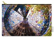 Mosaic Disk Carry-all Pouch