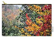 Mosaic Foliage Carry-all Pouch