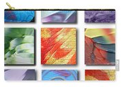 Mosaic Of Abstracts Carry-all Pouch