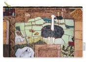 Mosaic Of The Holy Land Carry-all Pouch
