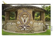 Mosaic Stone Bandstand In Anacortes Carry-all Pouch