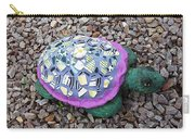 Mosaic Turtle Carry-all Pouch
