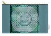 Mosaicea In Blue Carry-all Pouch