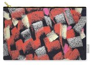 Mosaics Multicolor Carry-all Pouch