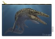 Mosasaurus Hoffmanni Swimming Carry-all Pouch
