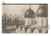 Moscow, Domes Of Churches In The Kremlin Carry-all Pouch
