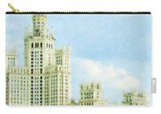 Moscow High-rise Building Carry-all Pouch