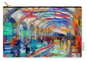 Moscow Metro Station Carry-all Pouch
