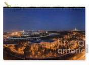 Moscow Night Panorama Carry-all Pouch