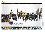 Moscow Skylines Carry-all Pouch