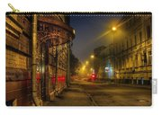 Moscow Steampunk Carry-all Pouch by Alexey Kljatov