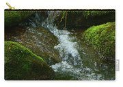 Mose On Rocks  Carry-all Pouch