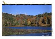 Moses Cone Manor House And Bass Lake Carry-all Pouch
