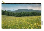 Moses Cone Meadow Carry-all Pouch
