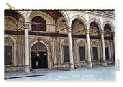 Mosque Of Muhammad Ali Entrance Carry-all Pouch