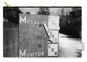 Mosquito Monitor Carry-all Pouch