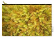 Moss Abstract Carry-all Pouch