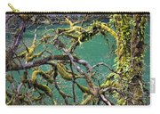 Moss And Trees Carry-all Pouch