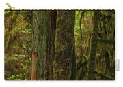 Moss Covered Giant Carry-all Pouch