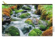 Moss Covered Stream Carry-all Pouch