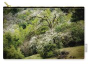 Moss Covered Tree Carry-all Pouch