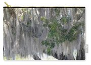 Moss Draped Tree Carry-all Pouch