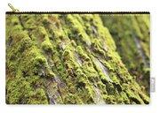 Moss On A Cedar Carry-all Pouch