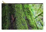 Moss On Tree Carry-all Pouch